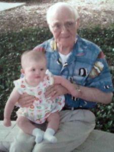Grandpa Mac and Sophie