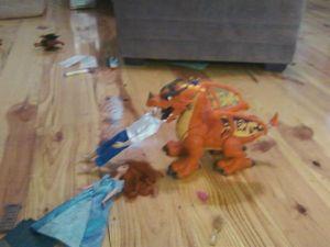 homicidal dragon